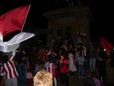 San Martín es de Belgrano