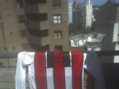 El sábado nos vamos a Macachín a alentar al tricolor