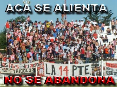 Belgrano 4 - Santa Rosa 2. La casa está en orden